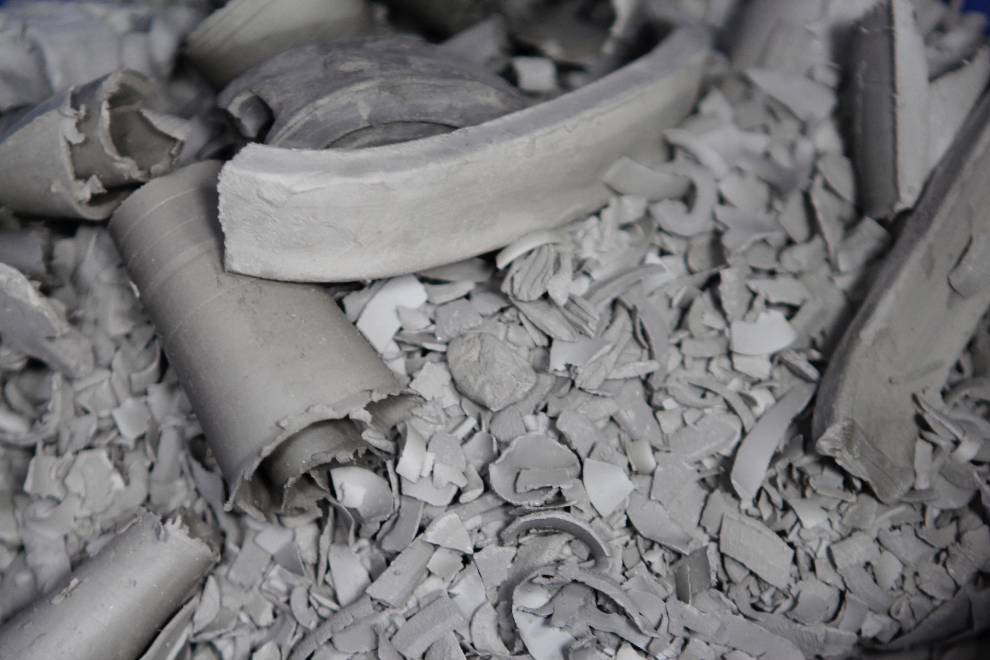 Matière, poterie